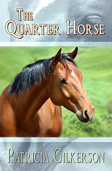 """""""The Quarter Horse"""" by Patricia Gilkerson"""