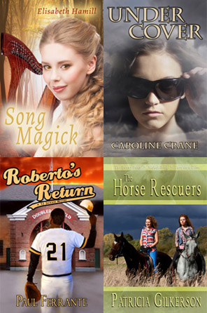 New Releases from Fire and Ice YA Books - April 24, 2014